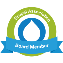 Drupal Association Board Member