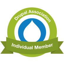 My individual membership of the Drupal Association