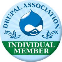 Individual Member of the Drupal Association
