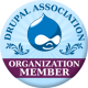 Proud to be a Drupal Association Organization Member