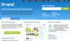 Drupalorg screenshot