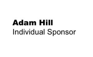 Adam Hill - Individual Sponsor